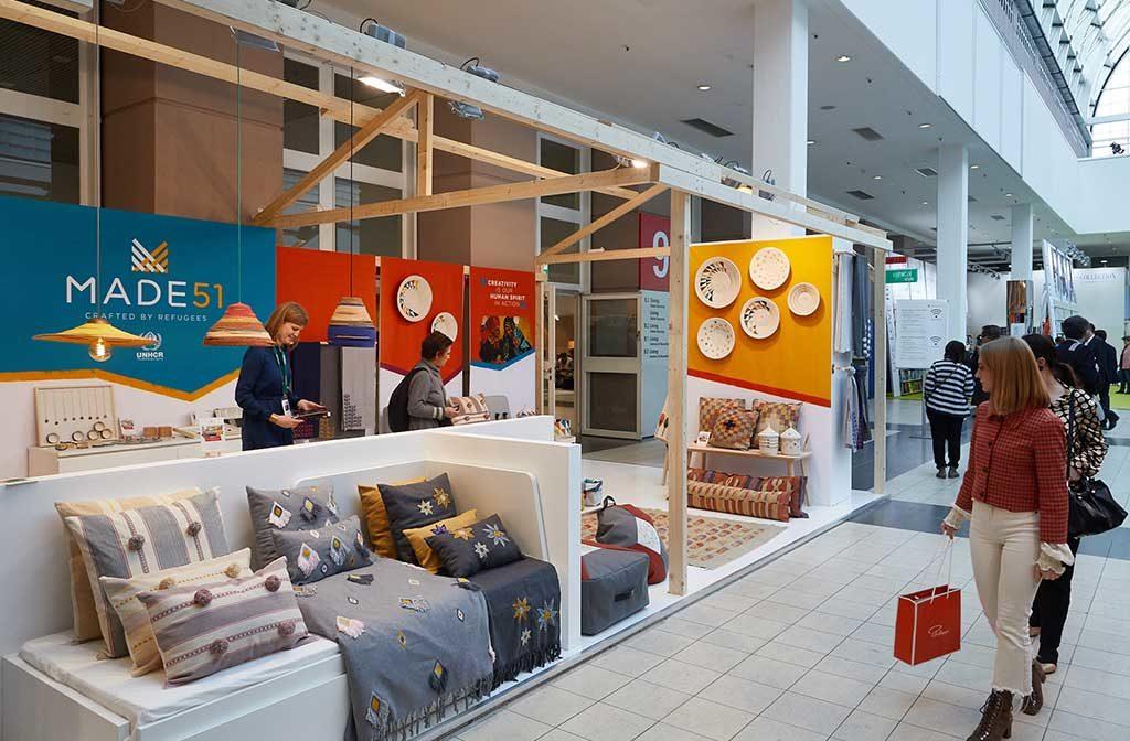 stand design ambiente francoforte