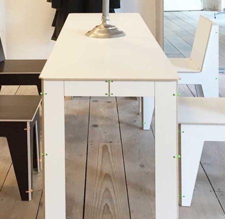 Flattish Fold – il design salvaspazio