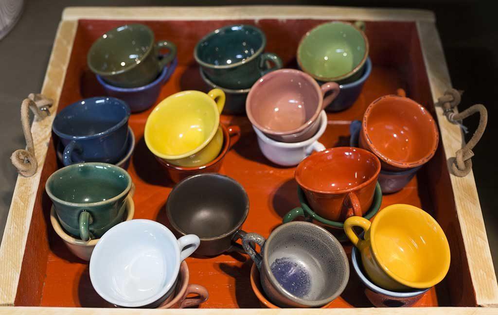 tazzine caffe ceramica artigianale