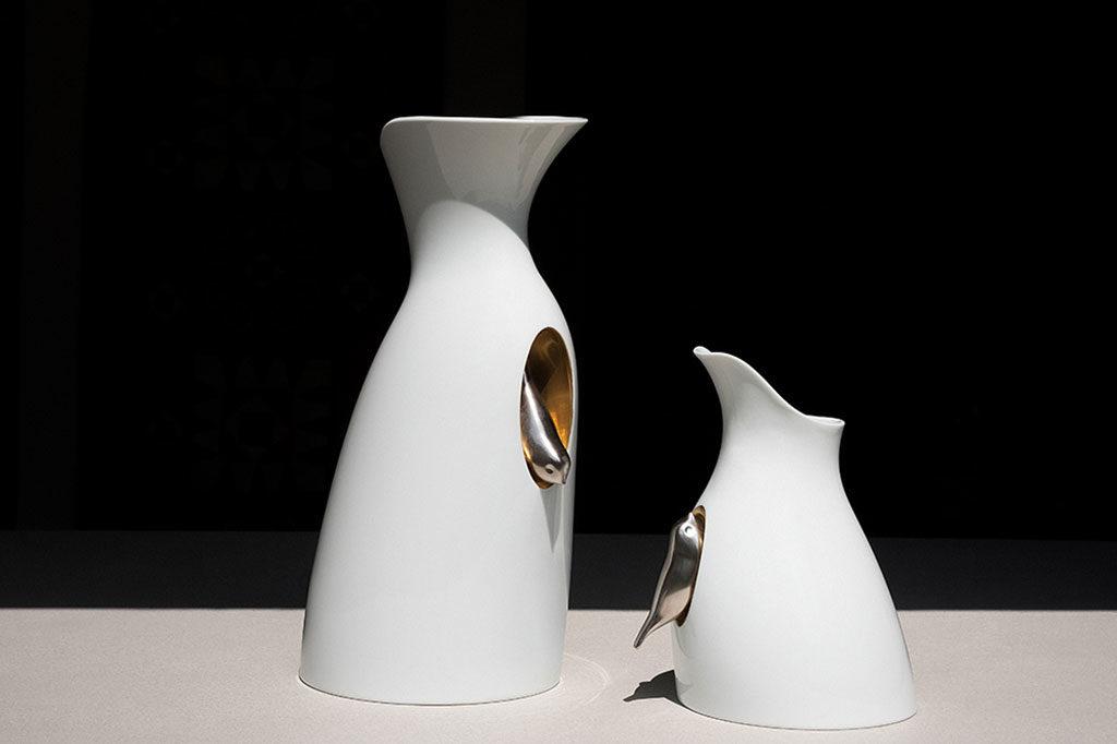 vasi caraffe porcellana