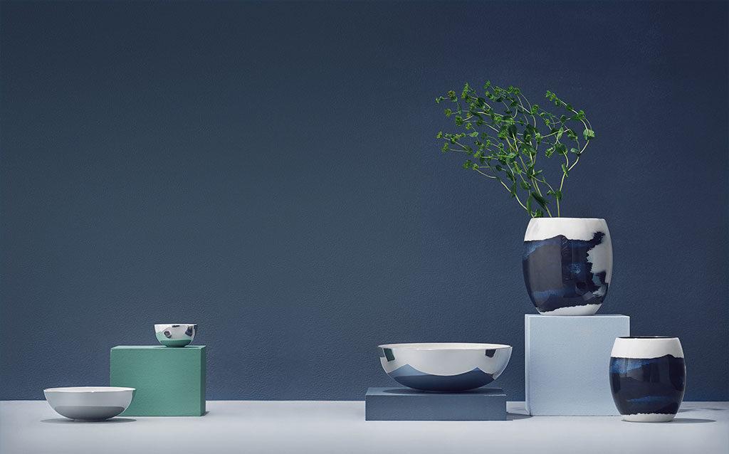 vasi design tema acqua
