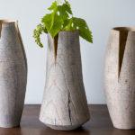 vasi legno design