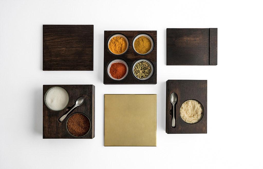 accessori cucina scatole legno