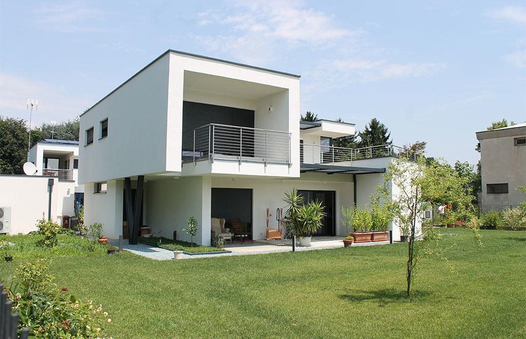 casa legno vista esterno