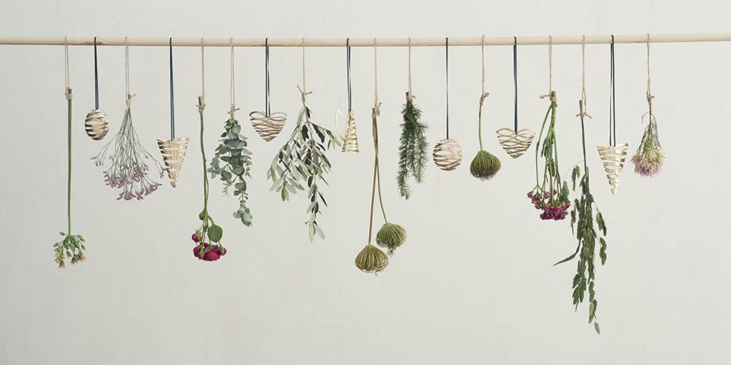 decorazioni natale minimal