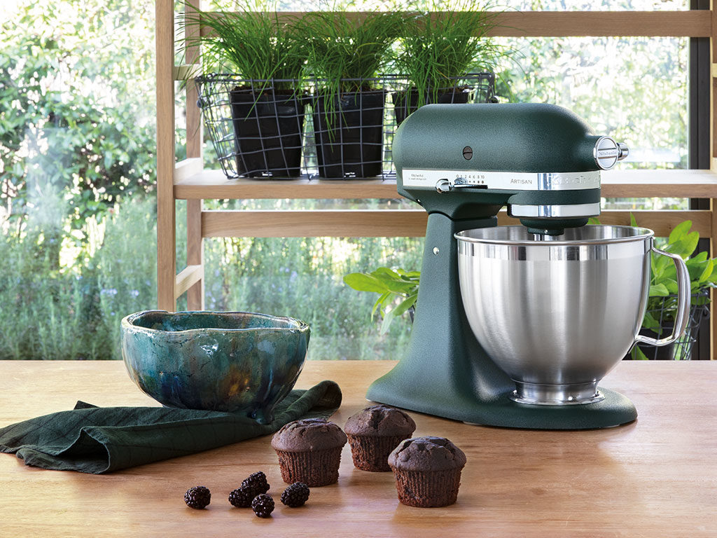 kitchenaid verde palma