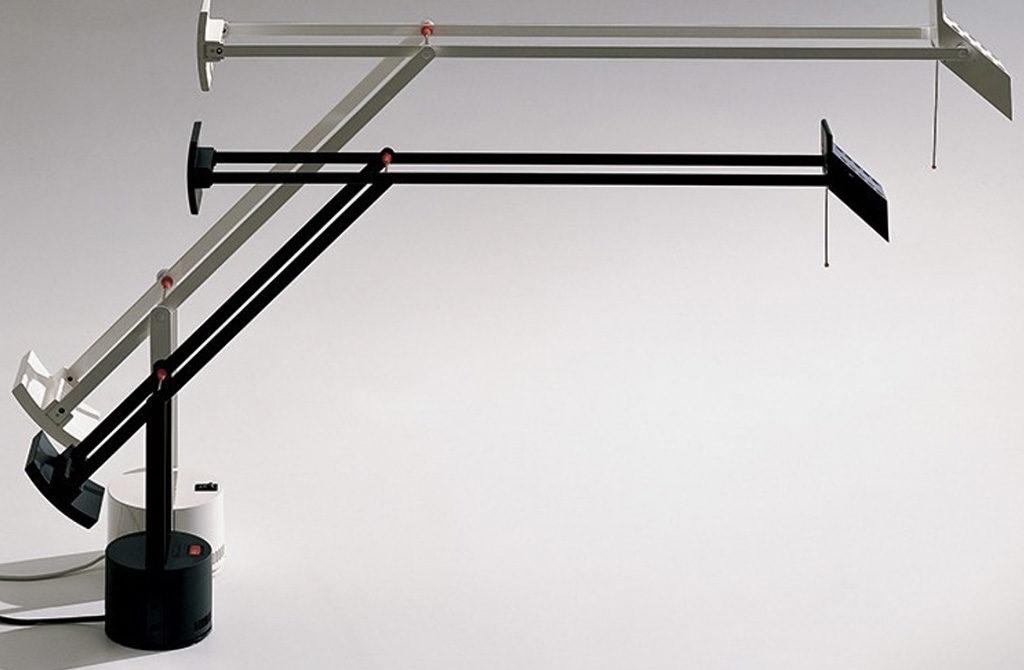 lampada tavolo orientabile design