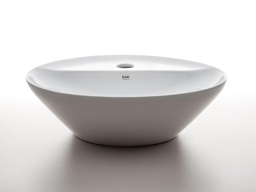 lavabo bagno ceramica appoggio design