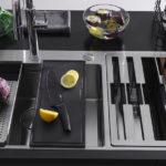 lavello cucina attrezzato