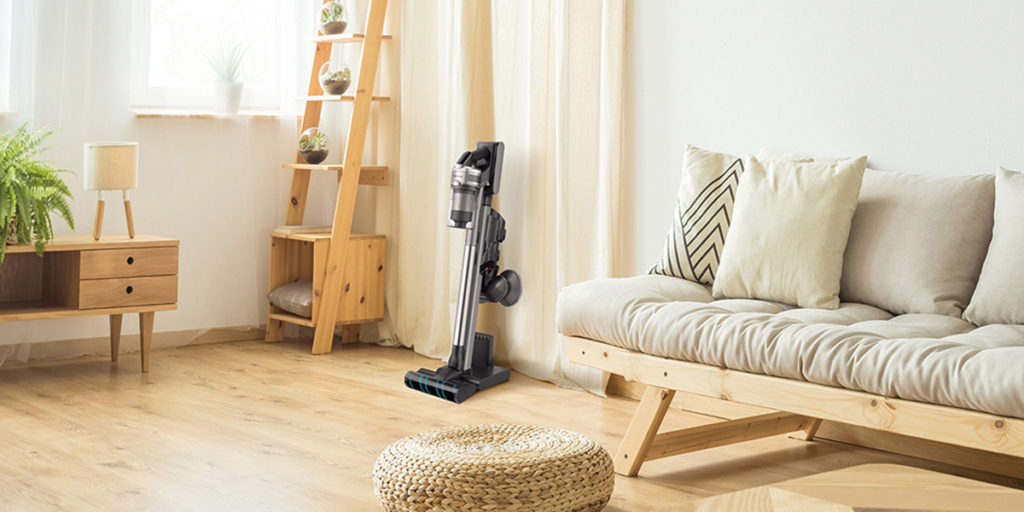 scopa elettrica cordless self standing