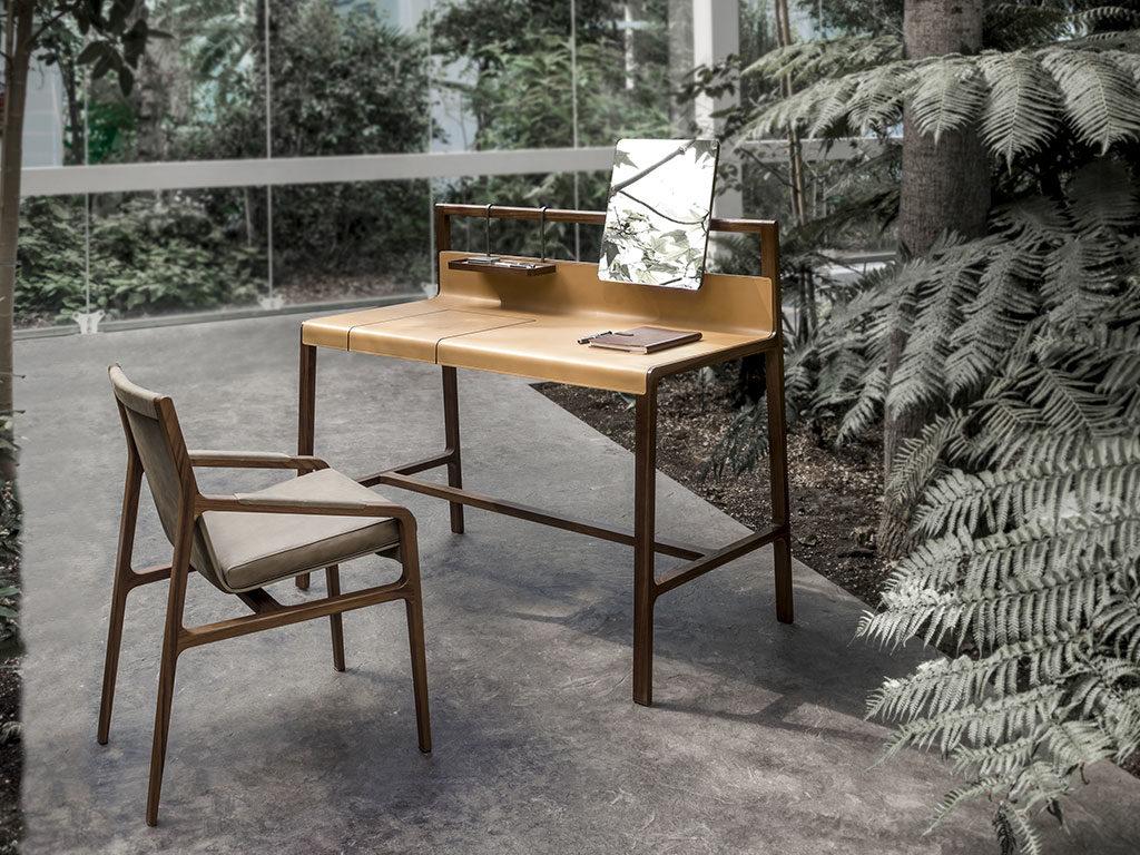 scrivania legno design
