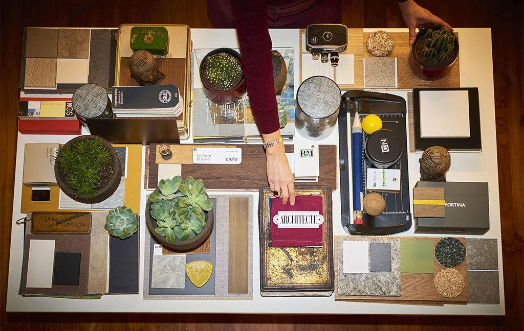 tavolo studio architetto
