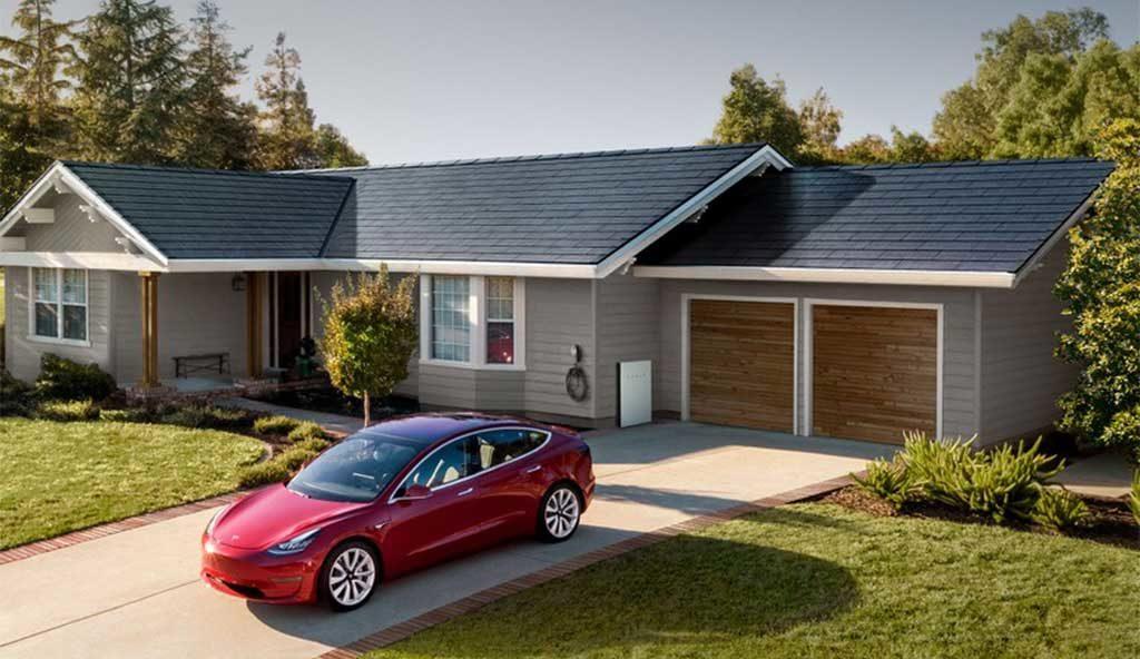 tetto tegole solari