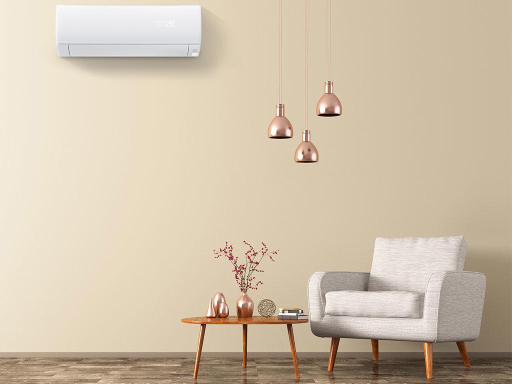 climatizzatore living casa interni