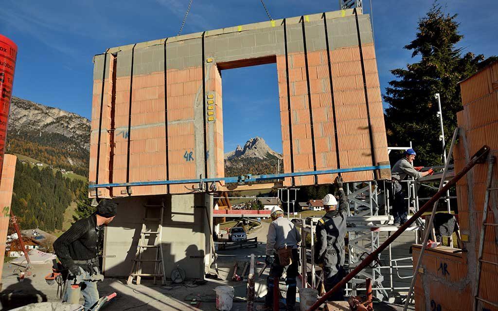 costruzione casa prefabbricata