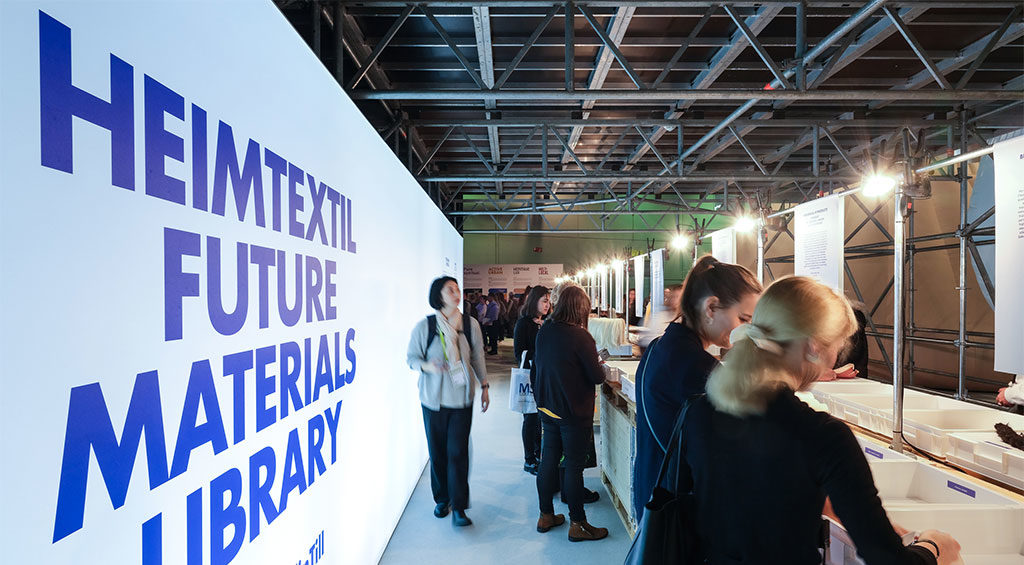 future materials heimtextil 2020