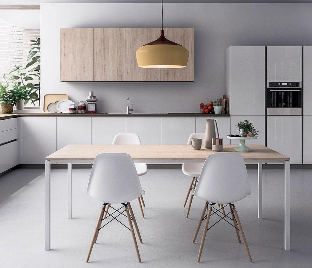 lampada sospesa tavolo cucina