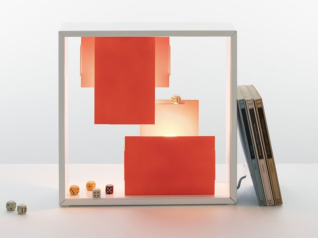 lampada tavolo vintage design