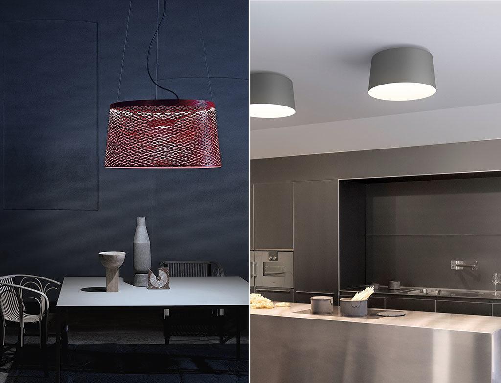 Illuminazione Piano Lavoro Cucina illuminazione in cucina - le regole da seguire | la casa in