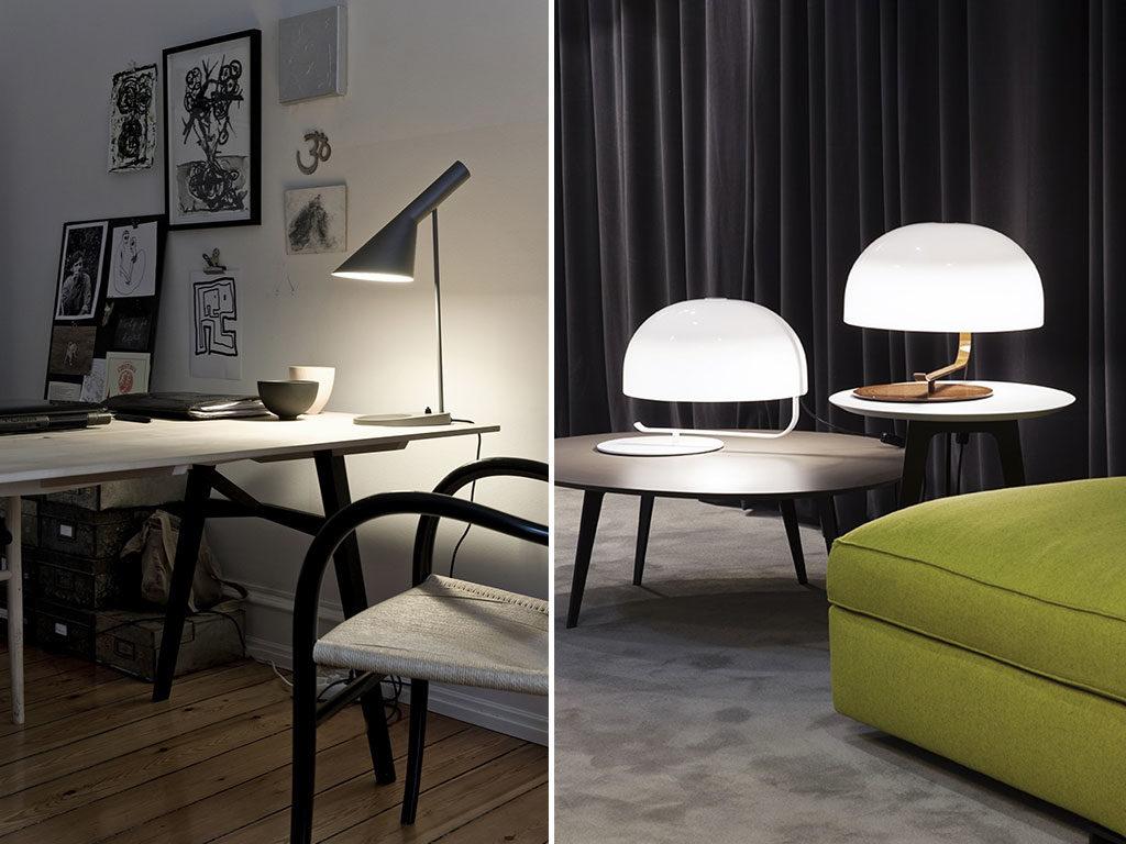 lampade tavolo di design