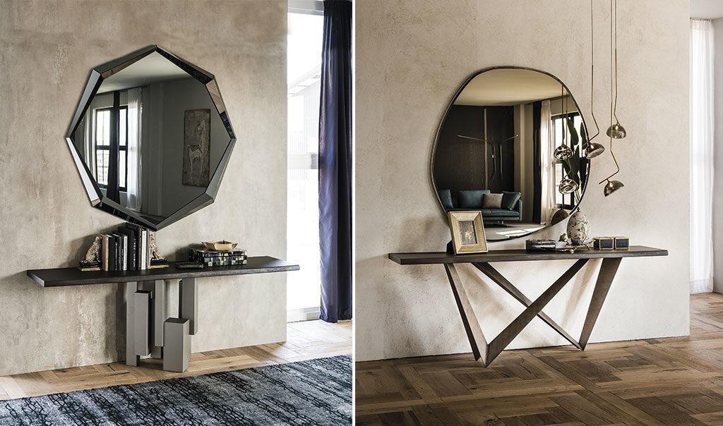 specchi di design parete