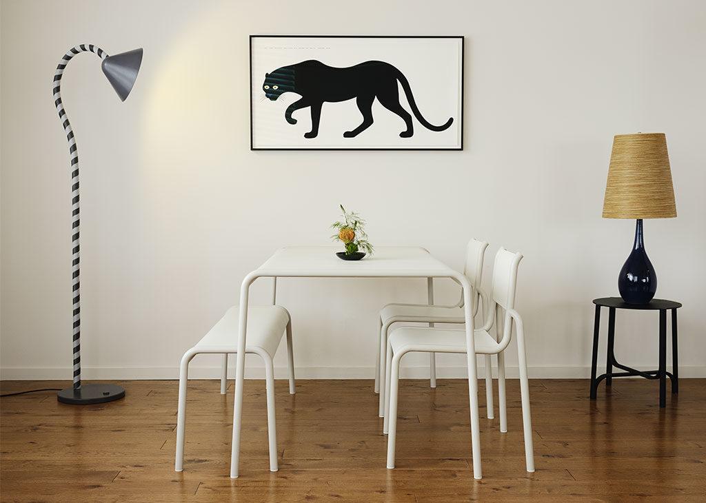 tavolo sedie panca tavolinetto design