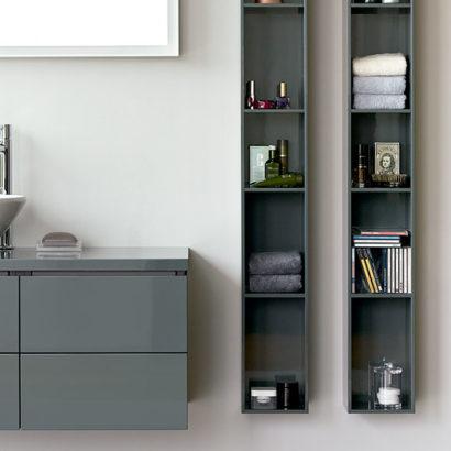 mobile bagno sospeso design colore