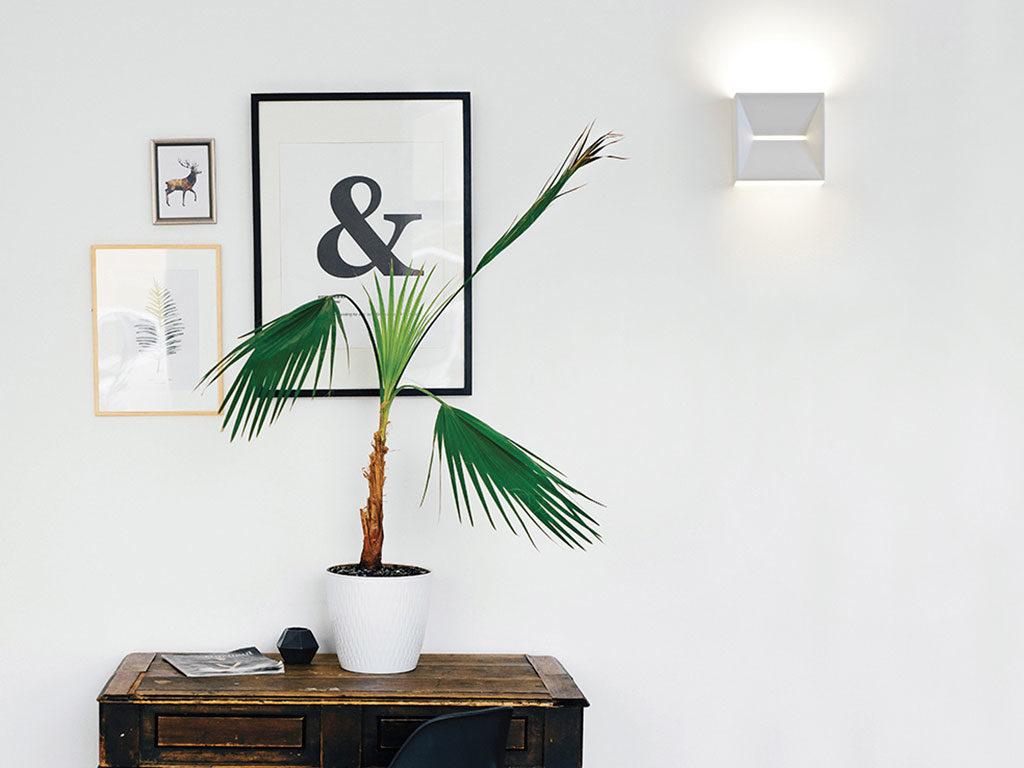 lampada parete design