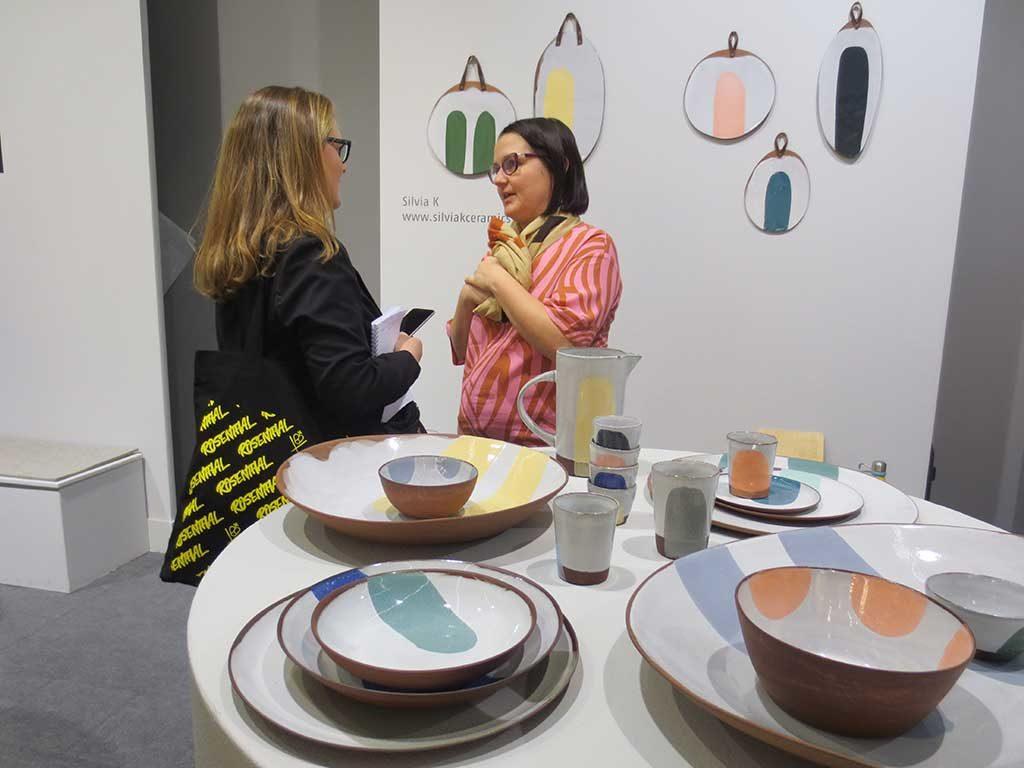ceramiche artigianali fiera ambiente