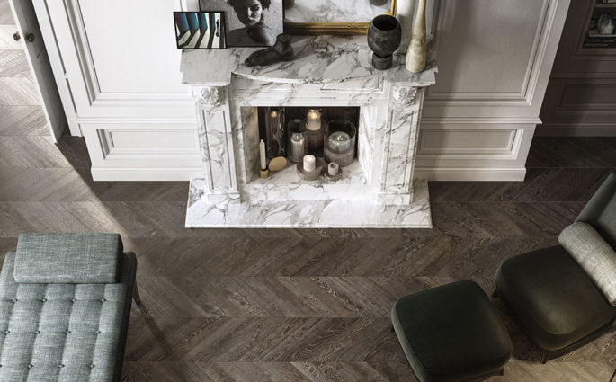 parquet canaletto living