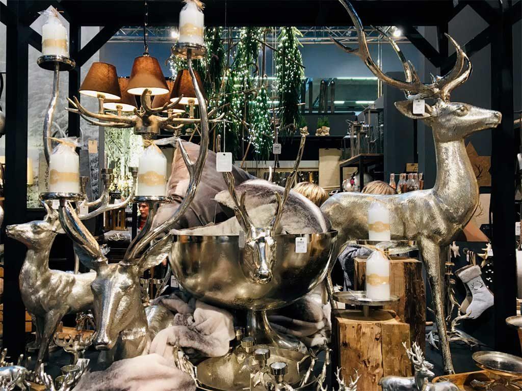decorazioni candele lampade natale