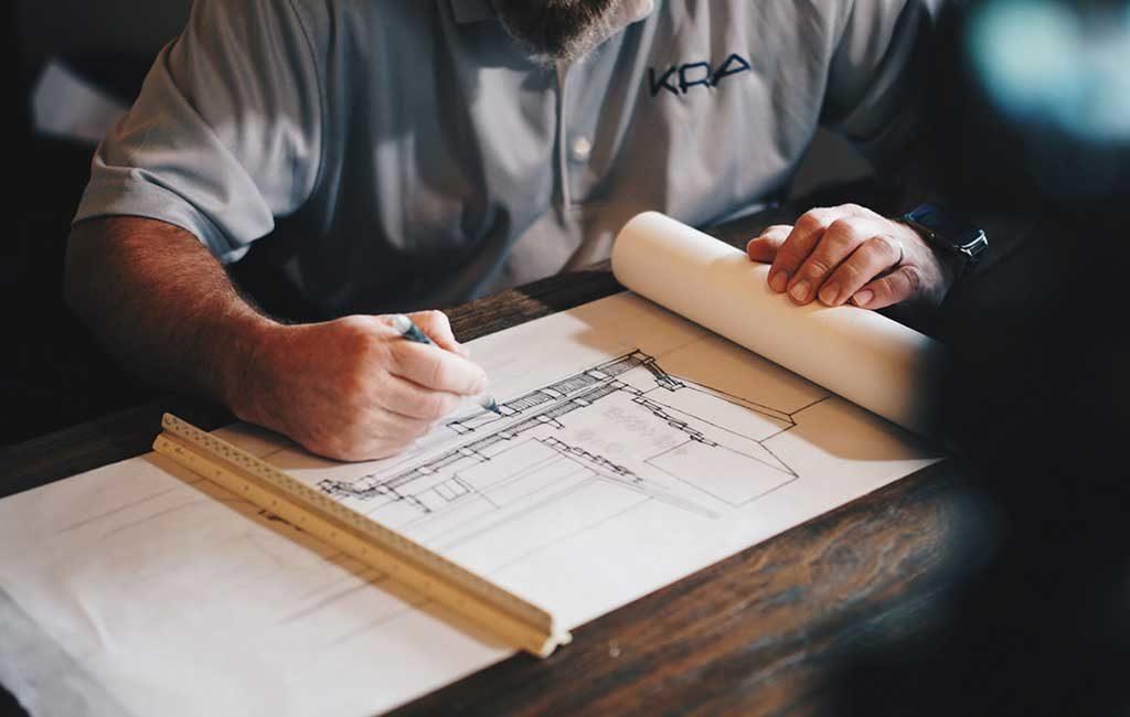 disegno progetto casa