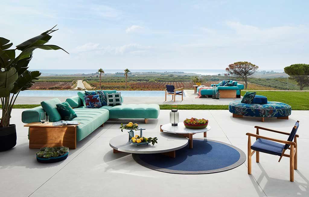 divani e poltrone da esterno design