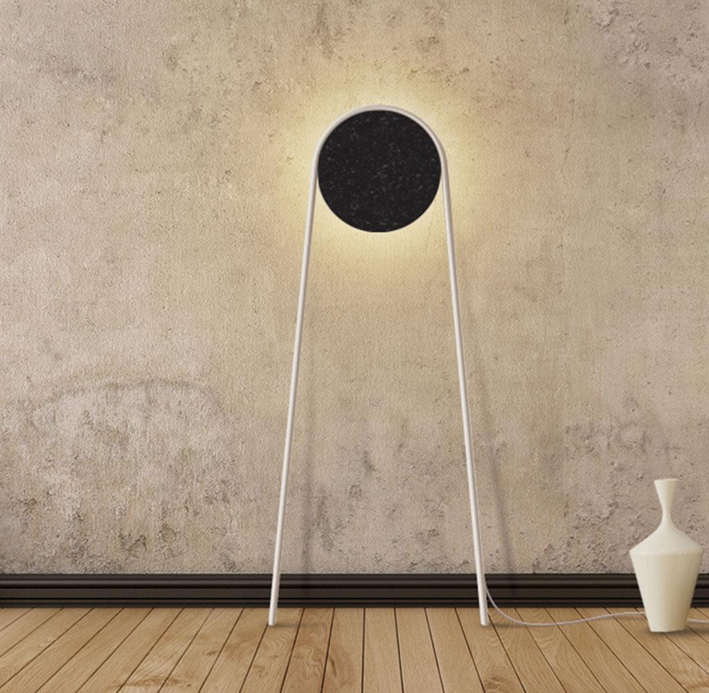 lampada appoggio parete design