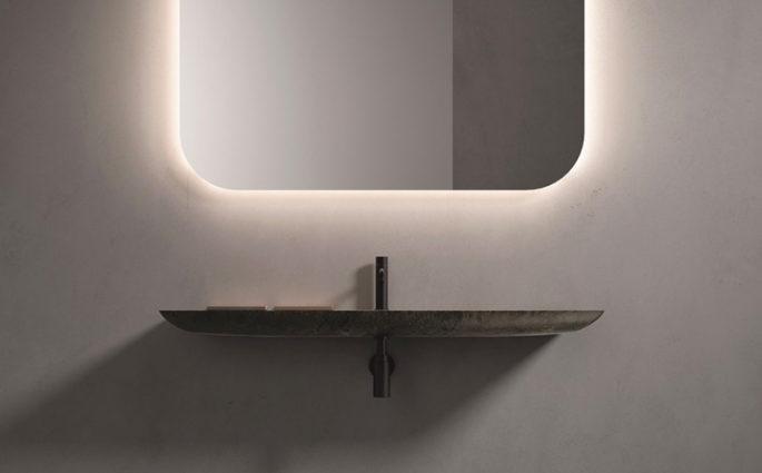 lavabo bagno illuminazione