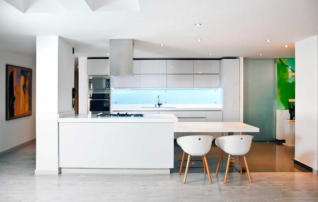 living cucina contemporanea