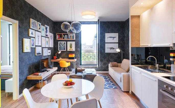 ristrutturazione moderna casa