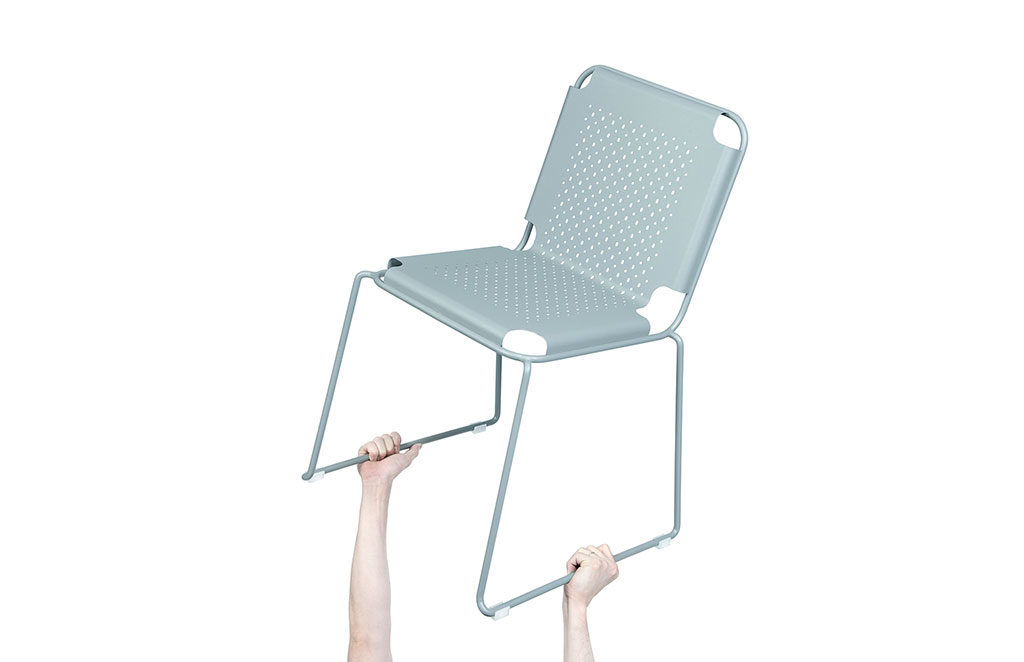 steelo chair