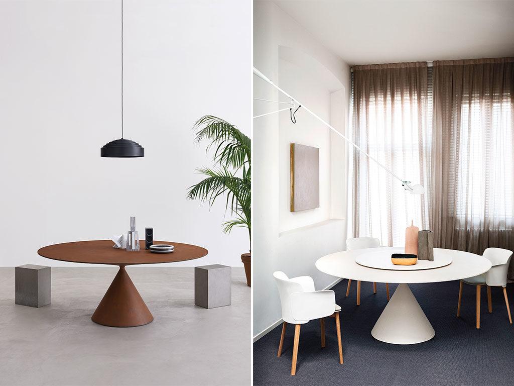 tavolo rotondo design