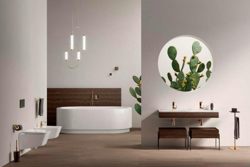 arredo bagno legno design