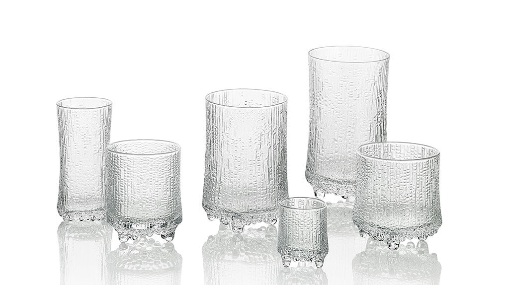 bicchieri vetro set