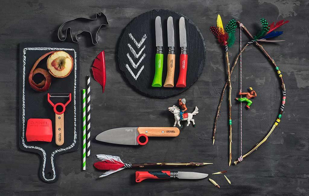 coltelli cucina e tascabili bambini