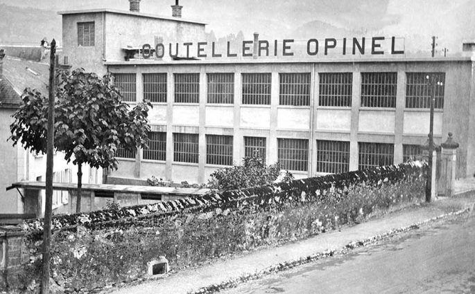 coltelleria opinel immagine epoca