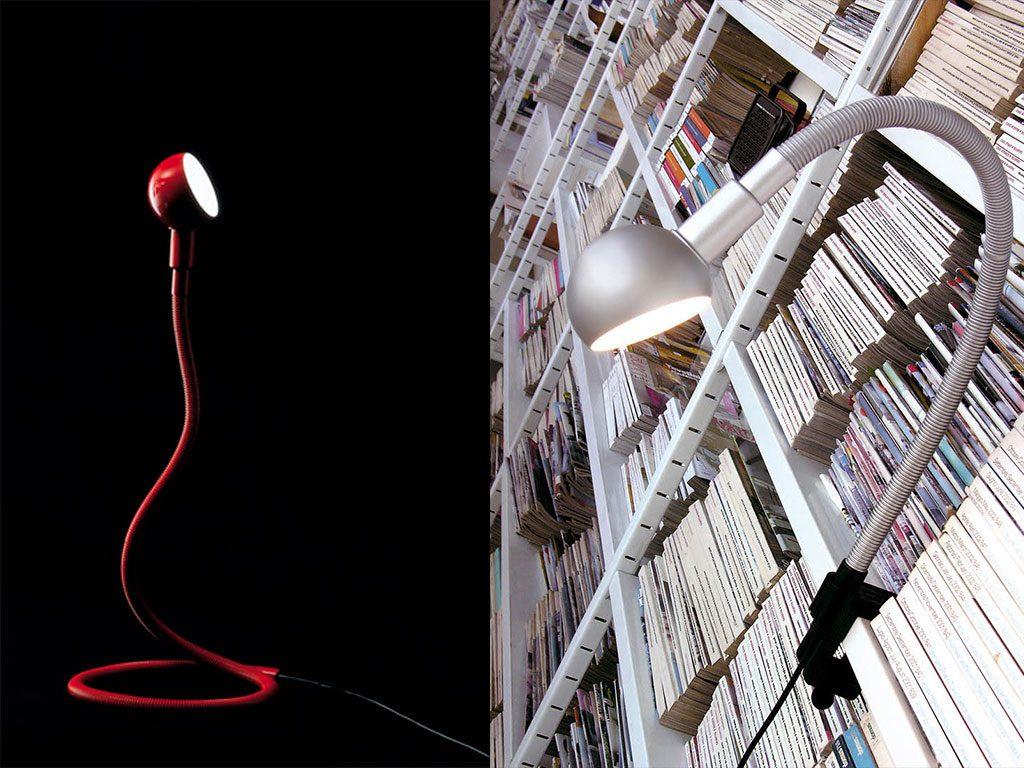 lampada flessibile hebi