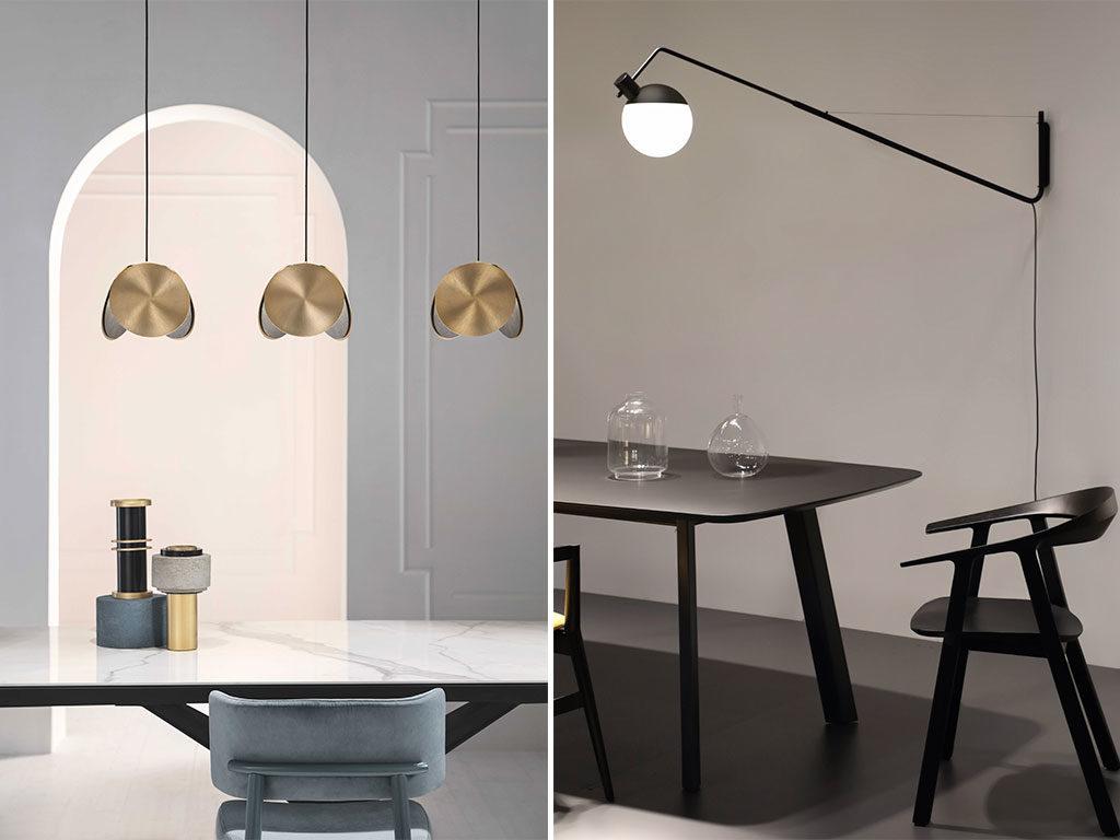 lampade per tavolo soggiorno