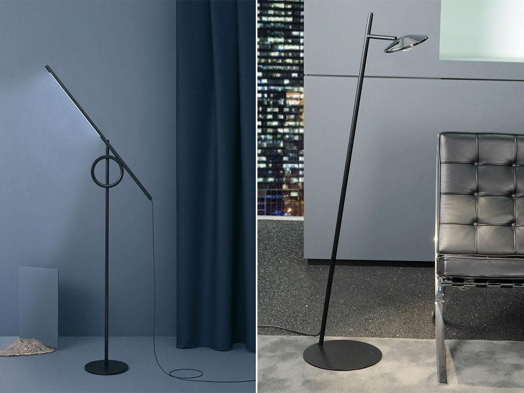 lampade terra nere design