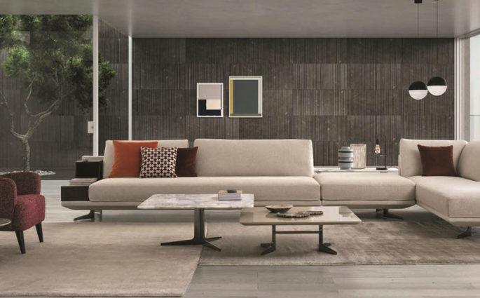 living moderno divano poltrona