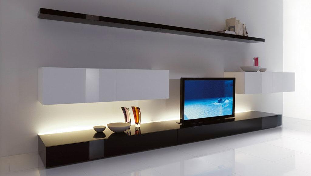 retroilluminazione mobile tv