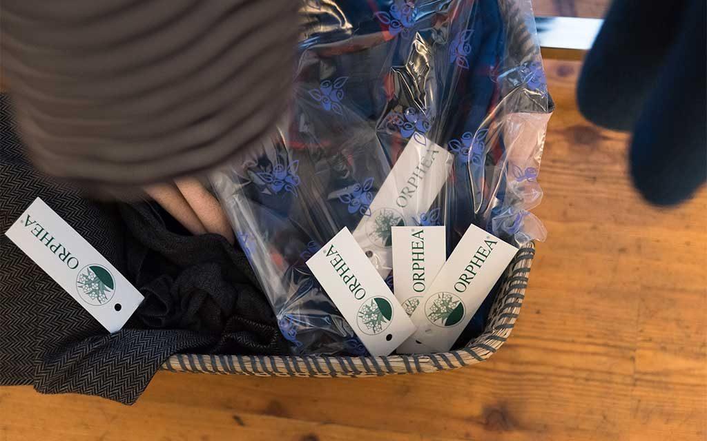 sacchetti protezione tessuti
