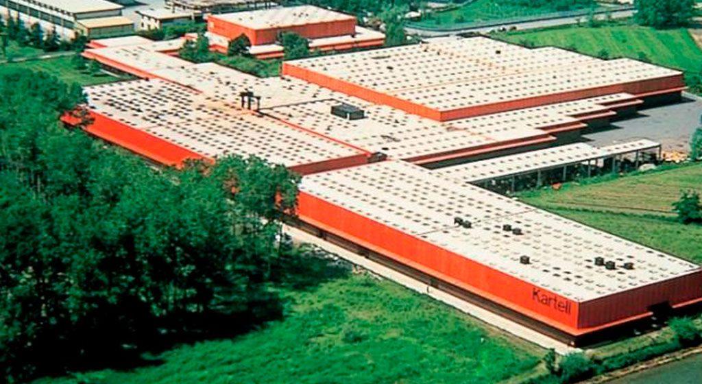 stabilimenti kartell